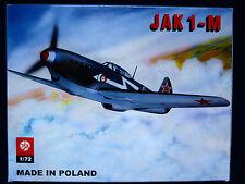 JAK – 1M, FAMOUS SOVIET WWII FIGHTER, ZTS PLASTYK S-003