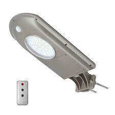 Commercial Solar Street Area Lamp Outdoor IP65 Motion Sensor Garden Post Light