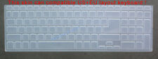 Keyboard Silicone Skin Cover Protector for Acer Aspire 8950 8950G