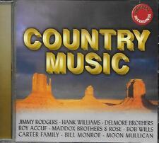 CD album: Compilation: Country Music. Habana. W