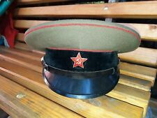 Original uniform service cap Hat Badge Sovie USSR  55