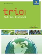 Trio Atlas für Erdkunde, Geschichte und Politik / Aktuelle Ausgabe für Baden-Wür