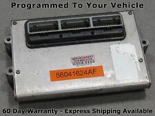 98 Jeep Wrangler TJ 4.0L MT ECU ECM PCM Engine Computer 56041624AF 624 PROG 7979