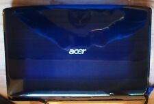 "Acer Aspire 8930G. 320GB, Blu-Ray, 3GB DDR3, T6600 CPU, 18,4""HD, Win10 mit key."