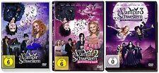 Die Vampirschwestern Teil 1+2+3 (1-3) DVD Set - NEU OVP