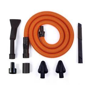 RIDGID Wet Dry Shop Vacuums Car Cleaning Kit 1-1/4-Inch