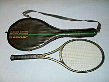 Rare Dunlop John McEnroe Limited Graphite Midsize Tennis Racquet Racket