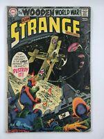 1970 Adam Strange #225 DC Joe Kubert COMIC BOOK  Bronze Age