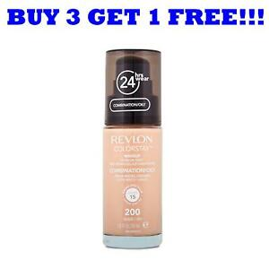 Revlon Colorstay Foundation 30ml For Combination/Oily Skin 200 Nude