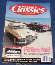 POPULAR CLASSICS JUNE 1992 - FIFTIES FUN!