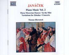 CDJANACEKpiano music Vol 2NAXOS NEAR MINT  (R2478)