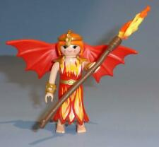 Playmobil She Devil Winged Fire Knight Series 15 Female Figure NEW RELEASE 70026