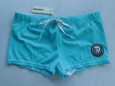 8be25da3bb13e Diesel Men Lycra Swimming Shorts Trunks Beachwear Jock (LARGE) Turquoise
