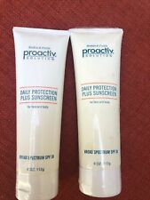 Proactiv Daily Control Spf 30, 2 Tubes Ex 07/17 . Never Been Used