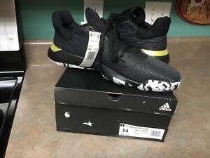 NIB Adidas Pro Bounce 2019 Low Basketball Shoes Men's Size 14 EF0469