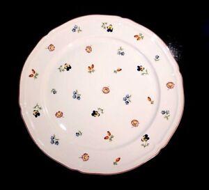 Villeroy Boch Petite Fleur Chop Plate