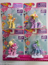 My Little Pony Friendship is Magic FOUR Story Pack Ponies - Ages 3+