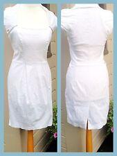 Unbranded Cotton Blend Square Neck Formal Dresses for Women