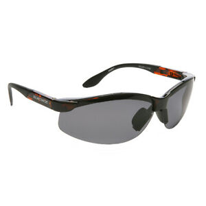 Eschenbach Solar Comfort Polarized Grey Sunglasses 16% Transmission Style: Wrap