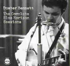 Complete Blue Horizon Sessions 2 Disc Set Duster Bennett 2007 CD