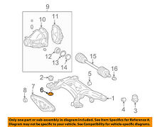 MERCEDES OEM 03-09 E320 Axle Differential-Rear-Stop 2303520246