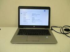 New listing Hp EliteBook 820 G3 i7 6600U Cpu 2.60Ghz No Ram No Hard Drive Parts/Repair