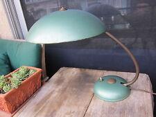 Art Deco style Helo Neuburg Table Lamp  signed Bauhaus  Mid-Century Modern  9/61