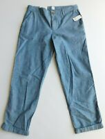 NWT Gap Women's Girlfriend Chino Pants Lightweight Sizes 00 0 2 MSRP$50 New