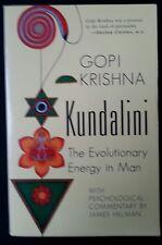 KUNDALINI: The Evolutionary Energy in Man - Gopi Krishna yoga tantra chakras