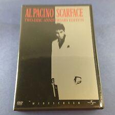 Scarface (DVD/2003) Brian de Palma Oliver Stone Al Pacino/Michelle Pfeiffer