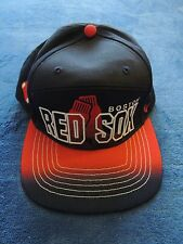 MLB Boston Red Sox 47 Brand Navy Blue Red Snap Adjustable Hat Cap Stockings