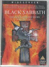 THE BLACK SABBATH STORY VOL. TWO DVD F.C. SIGILLATO!!!