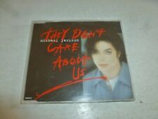 MICHAEL JACKSON - They Don't Care About Us - 1996 UK [Part 1] 6-track mix CD