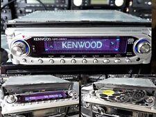 KENWOOD KDC-W657 Radio MP3 Lettore CD RICEVITORE AM/FM, AUX IN, Pannello Motorizzato