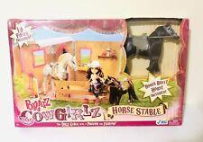Bratz Cowgirlz Horse Stable Playset New