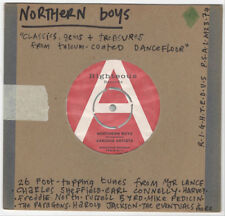 Various Artists : Northern Boys: Classics Gems and Treasures from Talcum-coated