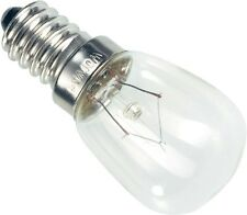 ELECTROLUX WESTINGHOUSE  FRIDGE LIGHT BULB, GLOBE 25W E14 1451284 WTM3300PB