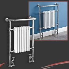 "673mm(w) x 963mm(h) ""Hastings Maxi"" Traditional Heated Towel Rail - 3514 BTUs"