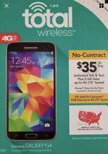 Samsung Galaxy S5 Total Wireless 4g LTE