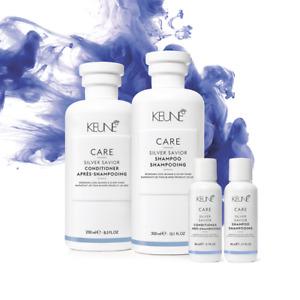 Keune Care Silver Saviour Home & Away Pack