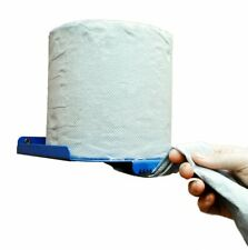 MegaMaxx Centrefeed Blue Roll Wall Mounted Dispenser Paper Towel Tissue Holder