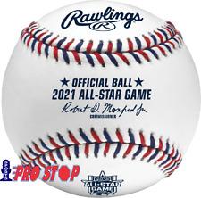 Official 2021 Rawlings All Star Game Baseball Atlanta Braves - boxed