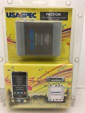 USA-SPEC PA20-GM IPOD CONNECTION ADAPTER INTERFACE FOR GM VEHICLES STEREO SYSTEM