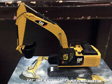 Caterpillar Cat 336E H Hybrid Hydraulic Excavator 1/50 By Diecast Masters 85279