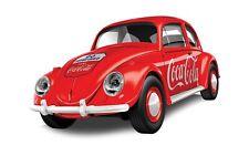 Volkswagen coccinelle Coca Cola a monter style Lego 18,5cm  Airfix neuf