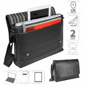 """15.6"""" Laptop Bag Messenger Bag Shoulder Bag Black FI2540"""