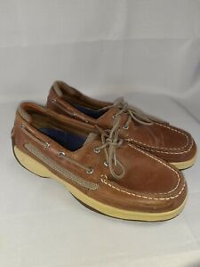 Sperry Top Sider Lanyard Mens Size 9 Style 0777971