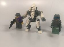 Lego Custom Halo Soldier And Elite Battle Pack V2 Made With Real Lego(R)