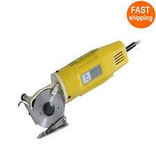 YJ-70 /Cloth Cutter Fabric Cutting Machine Shear Rotary Electric Scissors & 220V