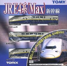 Series E4 Joetsu Shinkansen MAX Bullet Train, 3 Cars Set, Tomix 92765, N-scale